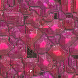 Abstract tech background. Abstract high tech circuitry background wallpaper illustration Royalty Free Stock Photo