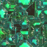 Abstract tech background Stock Photos