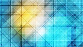 Abstract tech background. Futuristic technology interface. Vecto Stock Photos