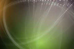 Abstract tech background. Futuristic technology interface. Vecto Royalty Free Stock Photography