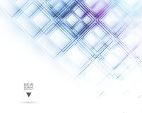 Free Abstract Tech Background. Futuristic Technology Interface. Vector Illustration With Many Geometric Shape. Stock Image - 72891811