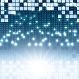 Abstract tech binary background Royalty Free Stock Photography