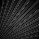 Abstract tech black stripes concept background. Vector illustration template design Stock Photos