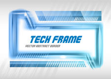 Abstract Tech Royalty Free Stock Photography