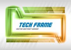 Abstract Tech Stock Image