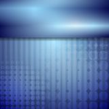 Abstract tech grunge shiny background Stock Photography