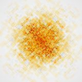 Abstract tech orange texture background Royalty Free Stock Photo