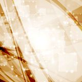 Abstract tech vector shiny background Stock Images