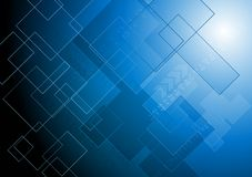 Abstract technical background Royalty Free Stock Photos