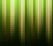 Abstract Techno Background. An Abstract Green Techno Background Stock Image