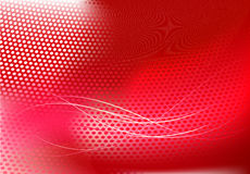 Abstract techno background Royalty Free Stock Photos
