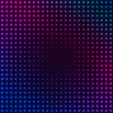 Abstract techno background. The neon effect. 10 eps Royalty Free Stock Image