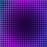 Abstract techno background. The neon effect. 10 eps Stock Images