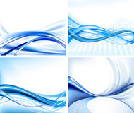 Abstract techno  background Royalty Free Stock Photography