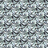 Abstract techno chevron pattern Stock Images