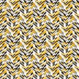 Abstract techno chevron pattern Royalty Free Stock Image
