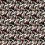 Abstract techno chevron pattern Stock Image