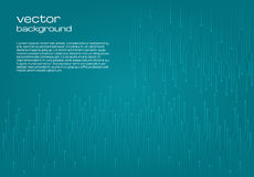 Abstract technological green background with elements of the microchip. Circuit board background texture. Stock Images