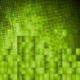 Kleurrijke grunge vectorachtergrond Stock Fotografie