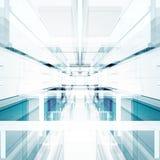 Abstract technologiebinnenland het 3d teruggeven Vector Illustratie