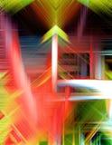 abstract technology Διανυσματική απεικόνιση