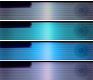 Abstract technology backdrop royalty free illustration