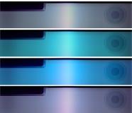 Abstract technology backdrop Stock Photo