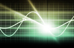 Abstract Technology Background Stock Photography