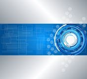 Abstract technology background. For your text Royalty Free Stock Photography