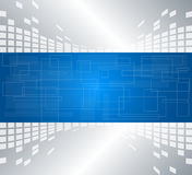 Abstract technology background. For your text Royalty Free Stock Image
