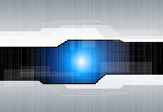 Abstract technology background. For your text Royalty Free Stock Photos
