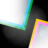 Abstract technology background. For your text stock illustration
