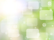 Abstract technology background Stock Image