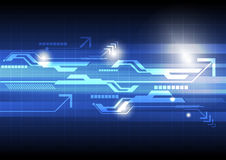 Abstract technology background. Abstract technology concept background design Royalty Free Stock Photos