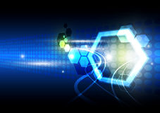 Free Abstract Technology Background Royalty Free Stock Photo - 31030385