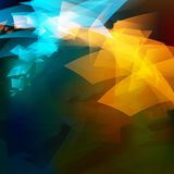 Abstract technology background for bright design Stock Image