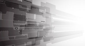 Abstract technology background Business & development Royalty Free Stock Image