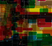 Abstract technology background Business & development Royalty Free Stock Photos