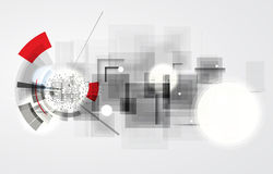 Abstract technology background Business & development Stock Photo
