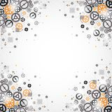 Abstract technology background. Royalty Free Stock Image