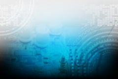 Abstract technology background Stock Images