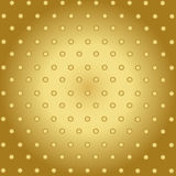 Abstract Technology Background With Gold Metal. Texture Stock Images