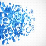 Abstract technology background Royalty Free Stock Images