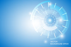Abstract technology background vector Royalty Free Stock Photo