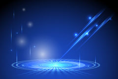 Abstract technology background vector Royalty Free Stock Photos