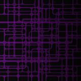 Abstract technology background. Vector illustration Stock Image