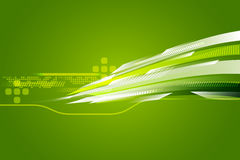 Abstract Technology Background. stock illustration