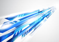 Abstract technology background, vector illustration. Innovation Stock Images