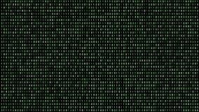 Abstract Technology Binary code Background. Computer Code. Digital flow. Big data and programming hacking. 3D rendering vector illustration