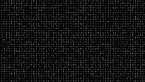 Abstract Technology Binary code Background. Computer Code. Digital flow. Big data and programming hacking. 3D rendering royalty free illustration